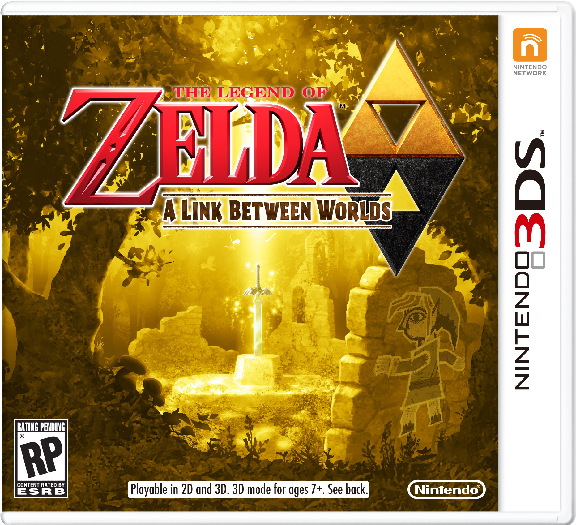 Affiliate Review The Legend Of Zelda A Link Between Worlds 3ds Hulking Reviewer