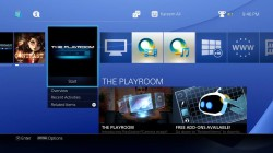 Playstation dashboard