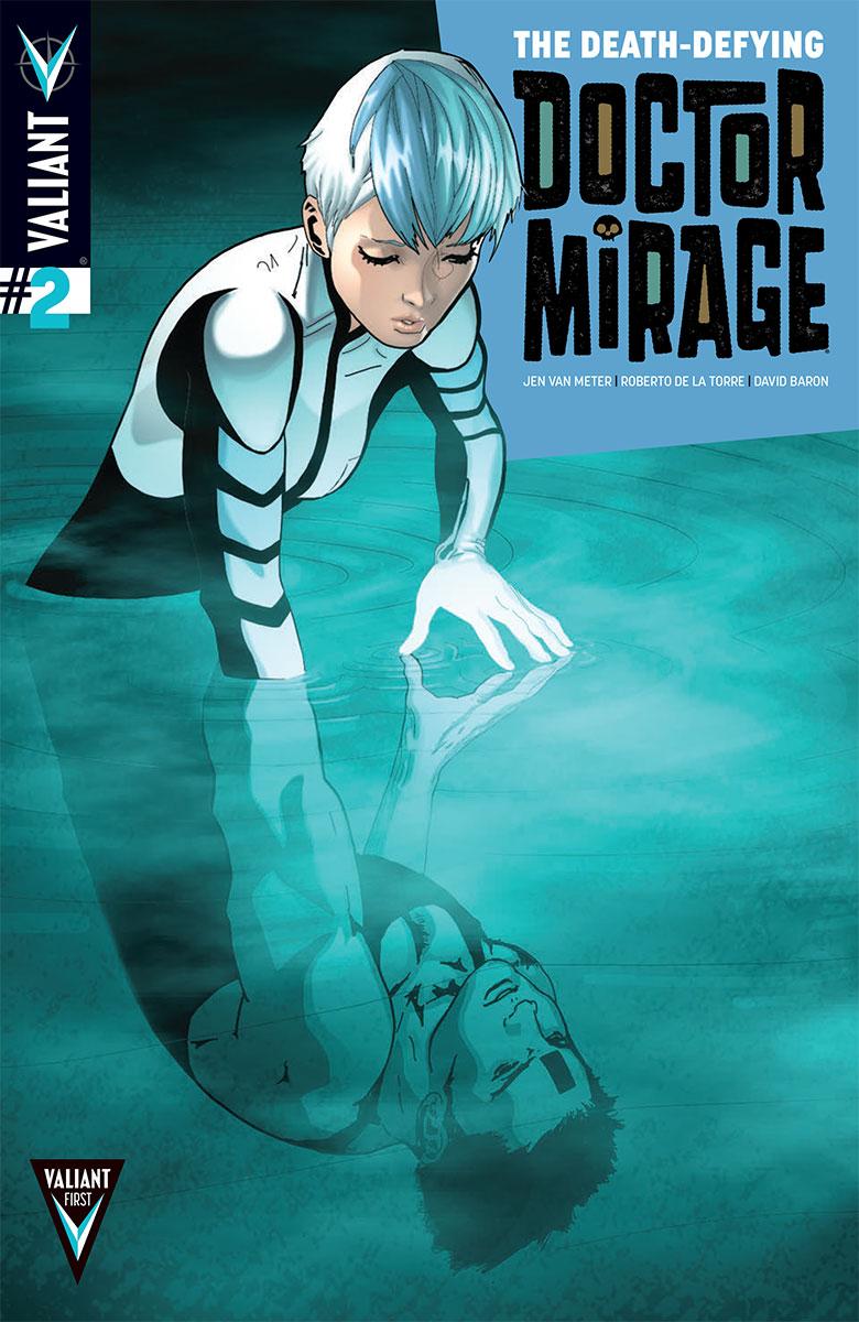 The Death-Defying Doctor Mirage (Volume) - Comic Vine