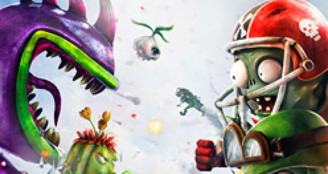 Plants vs Zombies - Garden Warfare 2 Coming in Spring