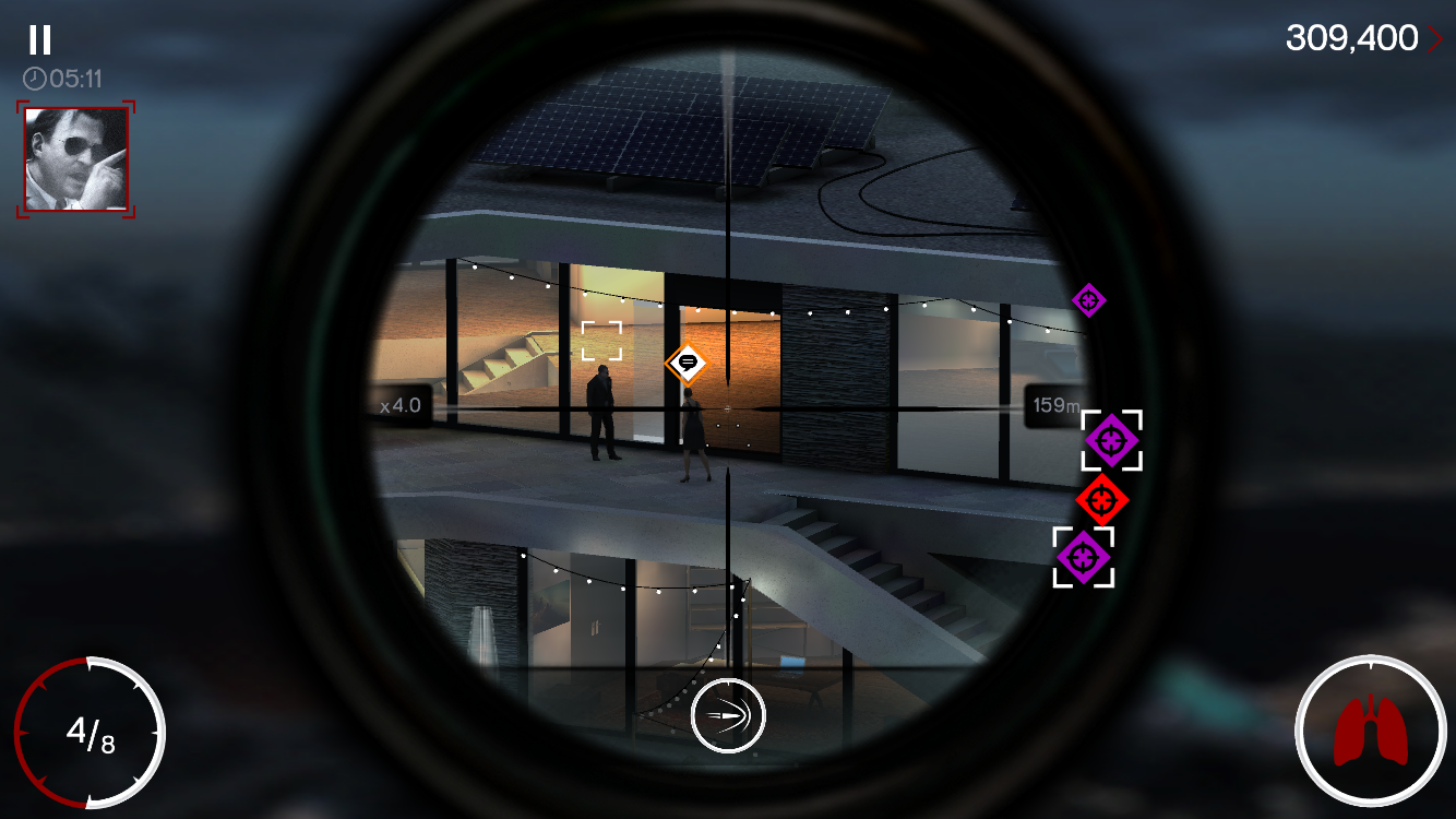 Hitman610 guide to hitman sniper chapter 1 missions 6 10 hulking reviewer Hitman Sniper Rifle at edmiracle.co