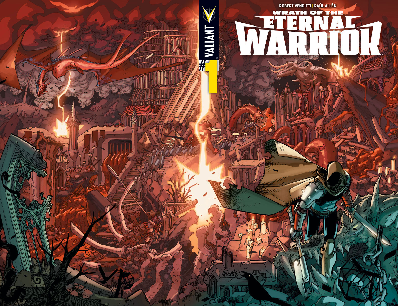 First Look: Wrath of the Eternal Warrior #1