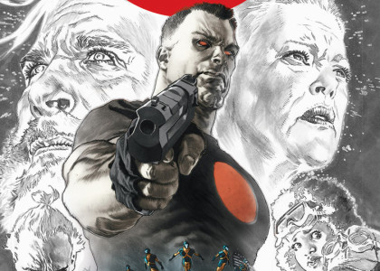 First Look: Bloodshot Reborn: The Analog Man – Director's Cut #1