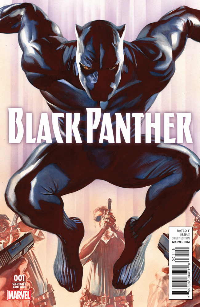 Black Panther #1 Preview