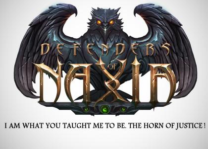 First Look: Defenders of Naxia