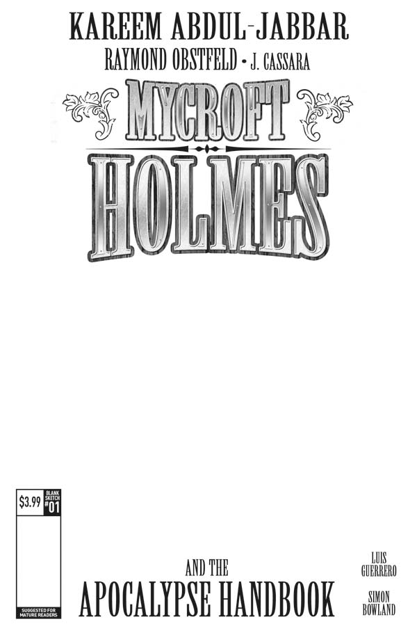 Mycroft Holmes #1 Preview