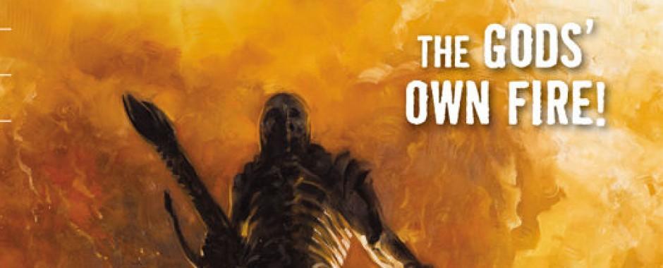 Prometheus: Life and Death #4