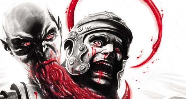 The Strain Mister Quinlan Vampire Hunter 1