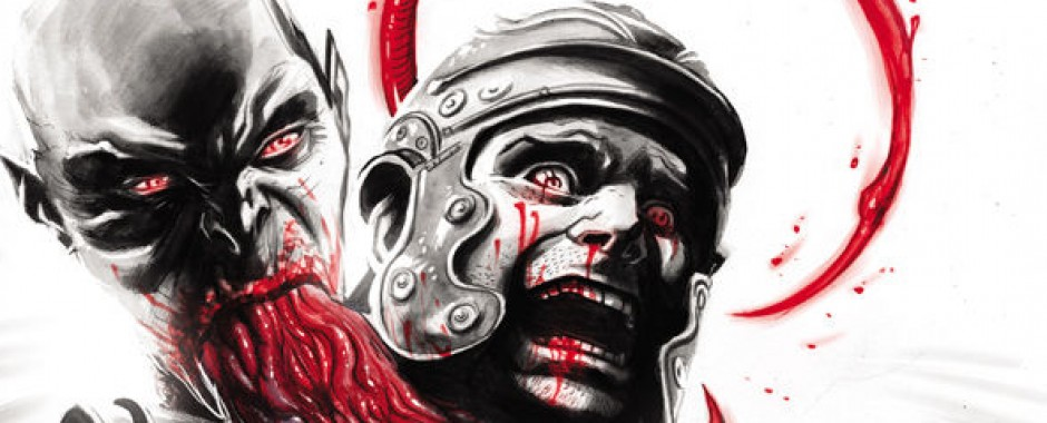 The Strain: Mister Quinlan, Vampire Hunter #1