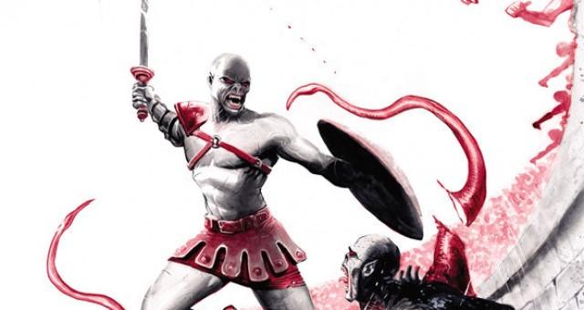 The Strain Mister Quinlan Vampire Hunter 2