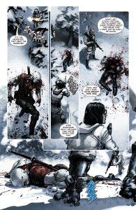 Divinity III Komandar Bloodshot #1