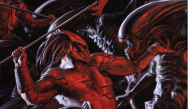 Aliens vs. Predator: Life and Death #2