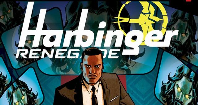 Harbinger Renegades #4