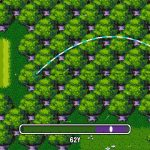 Third Button to unlock Mini Golf in Golf Story