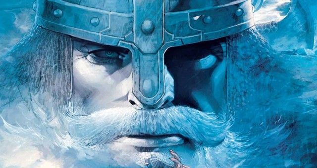 Konunga: War of Crowns is an upcoming 3-part epic fantasy series written by Sylvain Runberg and published by Titan Comics. It's a tale about 2 Viking sons in their battle to sit on the throne.