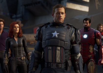 Avengers Game 1