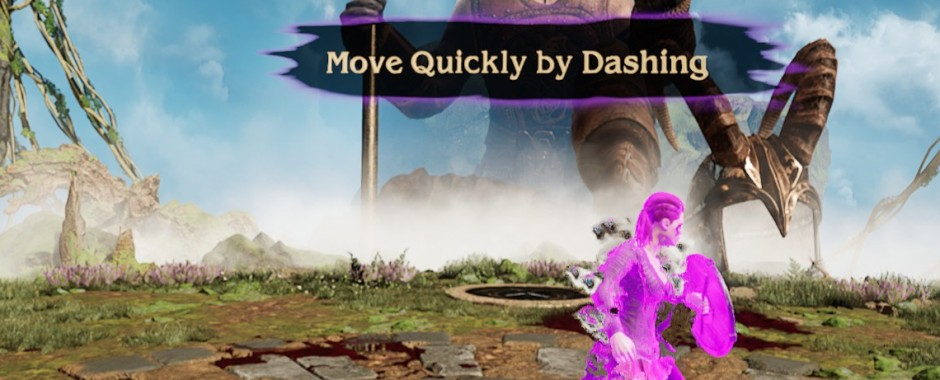 Asgard's Wrath: How to Complete Dash Tutorial